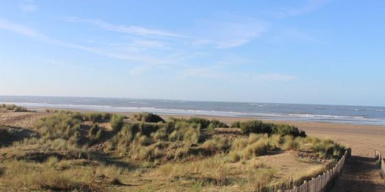 Dune à saint brevin l'Océan